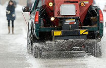 Salt Spreading and De-Icing Rockford