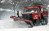 Snow Plowing, Snow Removal, Snow Hauling